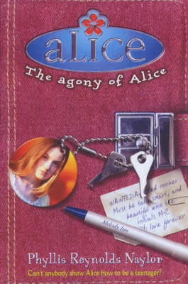 The Agony of Alice by Phyllis Reynolds Naylor image