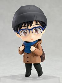 Yuri!!! On Ice: Nendoroid Yuri Katsuki (Casual Ver.) - Articulated Figure