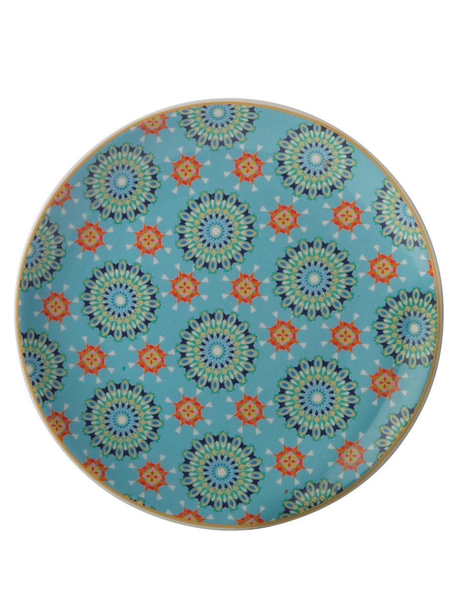 Maxwell & Williams Teas & C's Isfara Plate - Nisa Blue (20cm) image