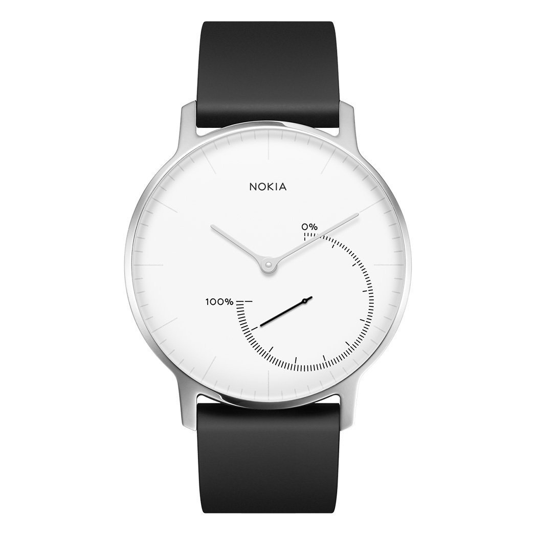 Nokia Activité Steel Activity Tracker - White image