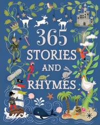 365 Stories and Rhymes Treasury by Parragon image