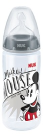 NUK First Choice Plus Baby Bottle 300ml - Mickey Mouse image