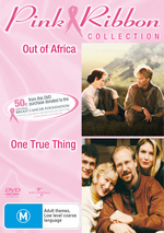 Out Of Africa / One True Thing - Pink Ribbon Collection (2 Disc Set) on DVD