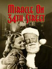 Miracle On 34th Street on DVD