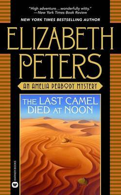 Last Camel Died at Noon by Peters image
