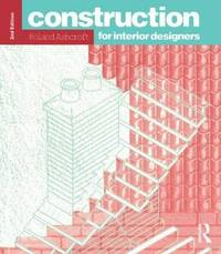 Construction for Interior Designers by Roland Ashcroft image