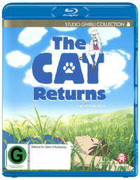 The Cat Returns on Blu-ray