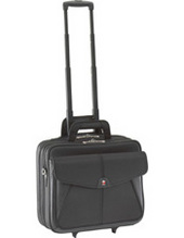 "Targus TopLoading Trademark Roller Case 15.4"" Fits Up To 15.4"" Screens"