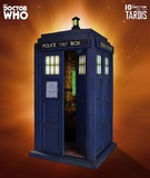 Doctor Who: 10th Doctor TARDIS 1:6 Scale Diorama