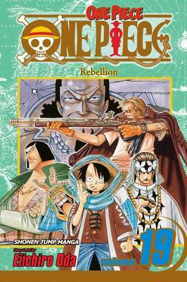 One Piece, Vol. 19 by Eiichiro Oda