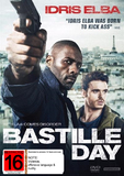 Bastille Day on DVD
