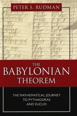 The Babylonian Theorem by Peter S. Rudman image
