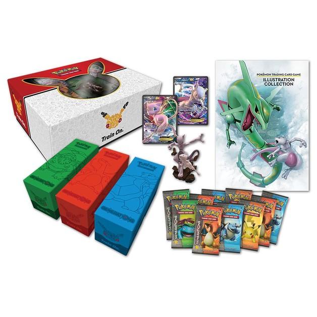 Pokemon TCG: 20th Super Premium Collection