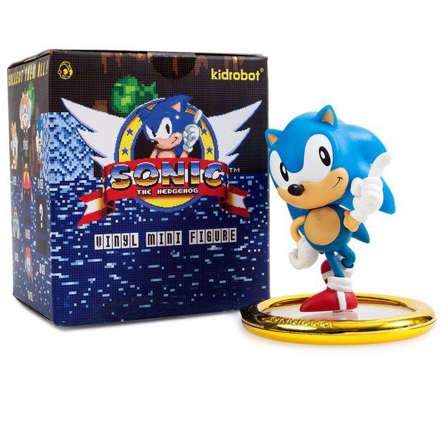 Sonic the Hedgehog Vinyl Mini Series Kidrobot Chopper 1//20