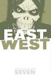 East of West Volume 7 by Jonathan Hickman