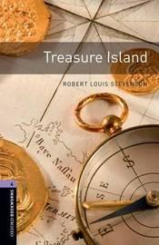 Oxford Bookworms Library: Treasure Island by Robert Louis Stevenson