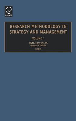 Research Methodology in Strategy and Management image