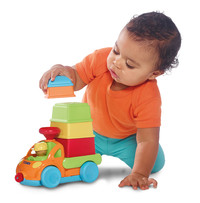 Tomy Toomies: Pack & Stack - Play Truck image