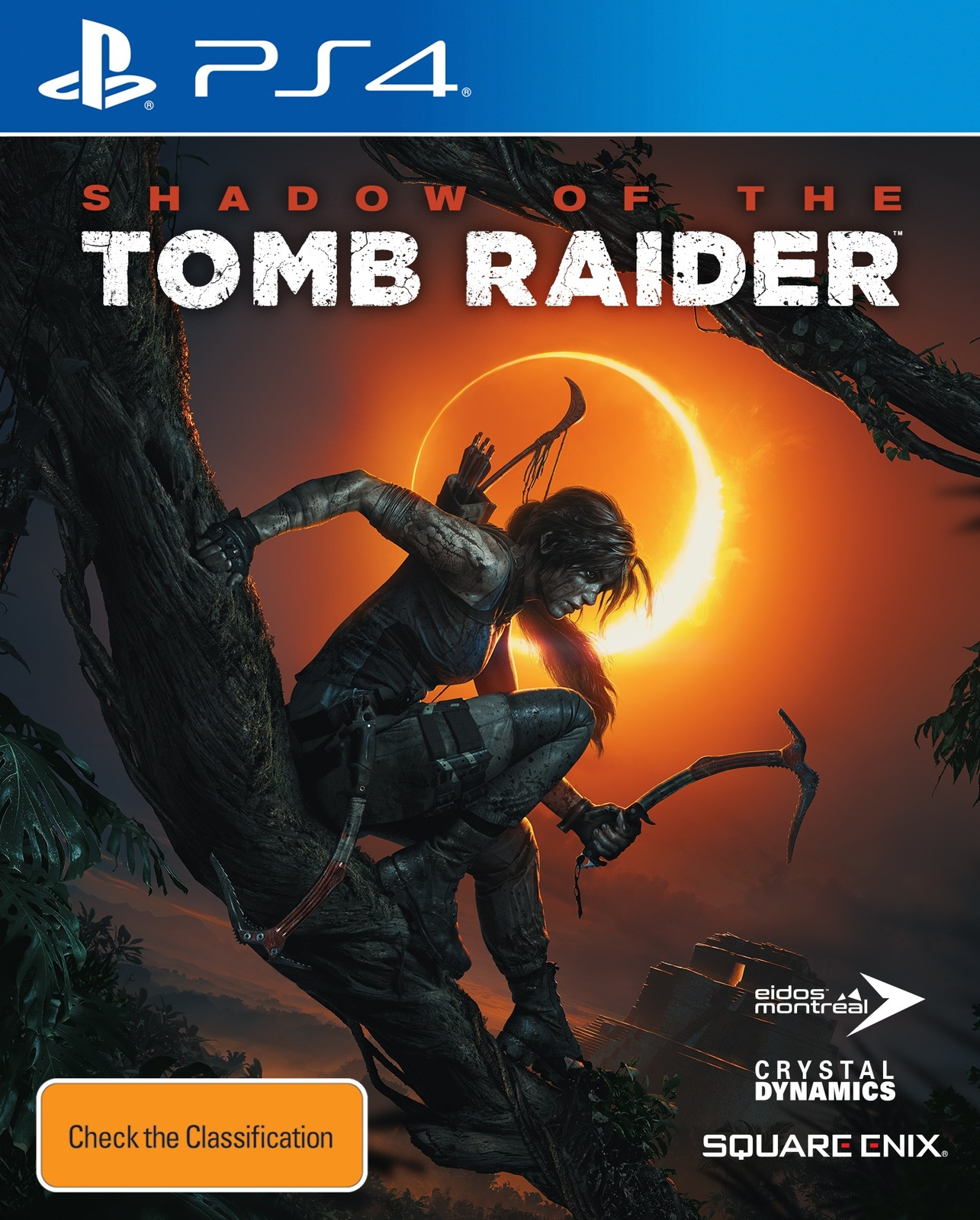 Shadow of the Tomb Raider for PS4 image
