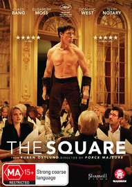The Square on DVD
