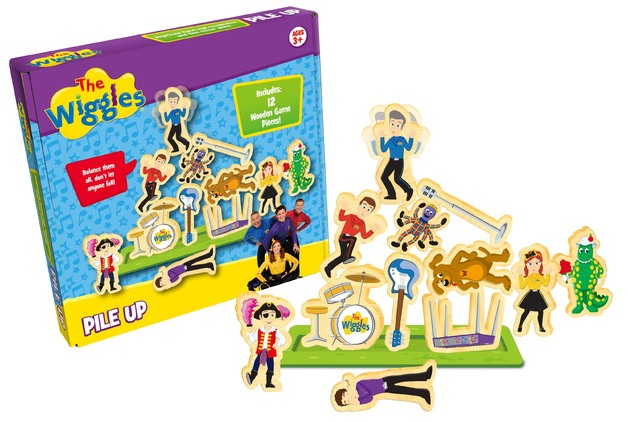 The Wiggles - Pile Up Game