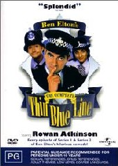 Thin Blue Line Season 1 & 2 on DVD