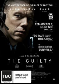The Guilty on DVD image