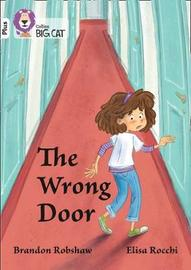 The Wrong Door by Brandon Robshaw image