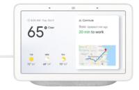 Google Home - Nest Hub (Chalk)