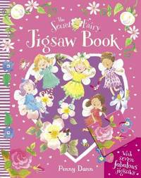 Secret Fairy Jigsaw Book by Penny Dann image