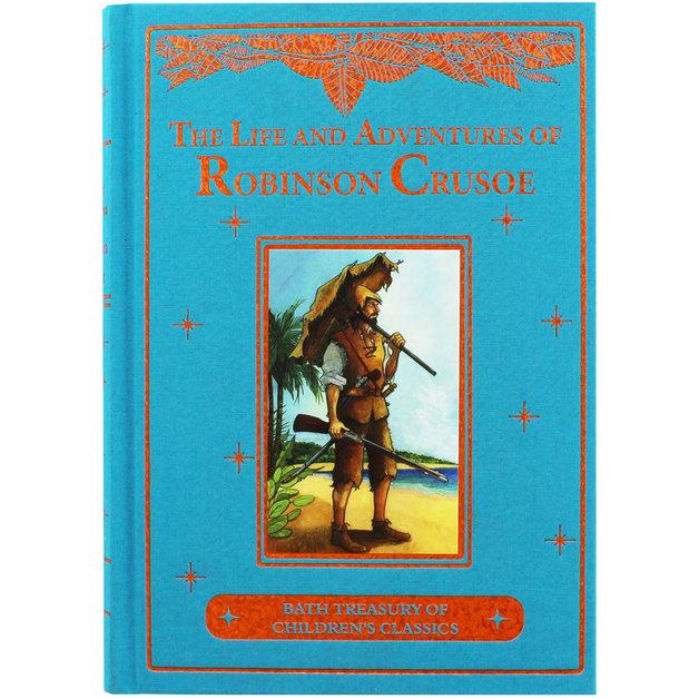 Robinson Crusoe: Bath Treasury of Children's Classics by Daniel Defoe