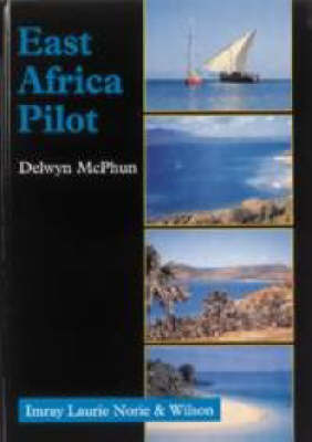 East Africa Pilot by Delwyn McPhun image