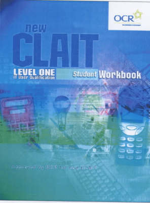 New CLAIT: Student Workbook by Alan Clarke image