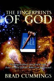 The Fingerprints of God by Brad Cummings image