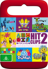 ABC For Kids Hit Clips 2 on DVD