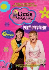 Lizzie McGuire - Party Over Here on DVD