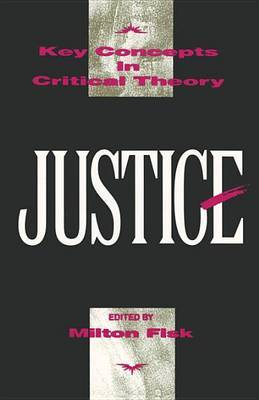 Justice by Tom Campbell image