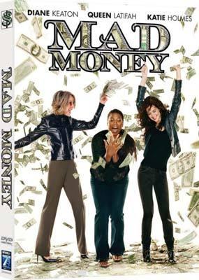 Mad Money on DVD