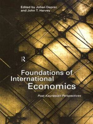 Foundations of International Economics image