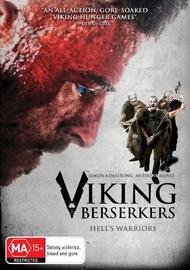 Viking: The Beserkers on DVD
