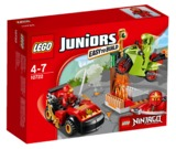 LEGO Juniors - Ninjago Snake Showdown (10722)