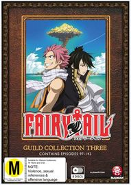 Fairy Tail - Guild Collection 3 (eps 97-142) on