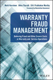 Warranty Fraud Management by Matti Kurvinen