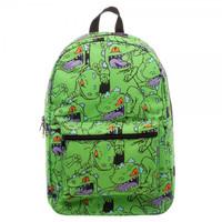 Rugrats Reptar Backpack