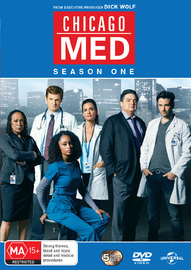 Chicago Med - Season One on DVD