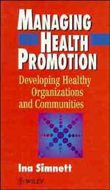 Managing Health Promotion by Ina Simnett image