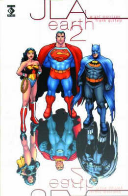 Justice League of America by Grant Morrison