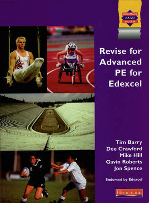 Revise for Advanced PE for Edexcel image