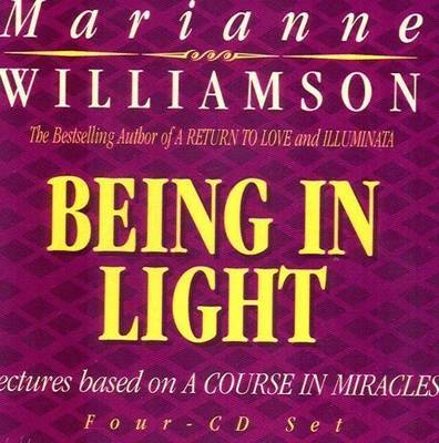 Being In Light Marianne Williamson Book In Stock Buy Now At