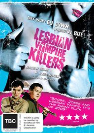 Lesbian Vampire Killers on DVD